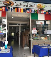 Da Cionso & Claudio Italian Restaurant
