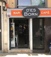 Cafe Bar D'es Born