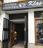 Cafetería-Cervecería Klass