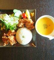 Cafe & Oyado Pompoko Chaya