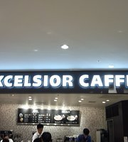 Excelsior Caffe Barista Sagamiono Station Square