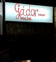 Gador Wine and Palinka House