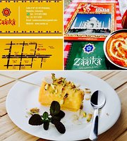 ‪Zaaika - Indian Restaurant- Comida Hindu‬