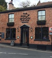 The Half Moon Free House Pub