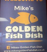 Mikes golden fish dish