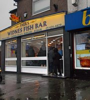 Paul's Widnes Fish Bar
