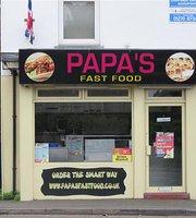 Papa's Fast Food