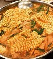 Songtan Sausage Stew
