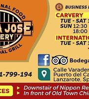 Bodega Jose Carvery and International Food Charcoal Grill