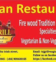 Taj Grill Indian Restaurant