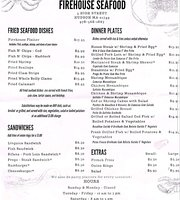 Firehouse Seafood Inc