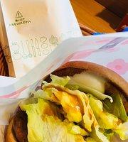 Mos Burger Shibuya Koen-Dori