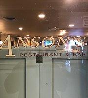 Anson's Restaurant & Bar