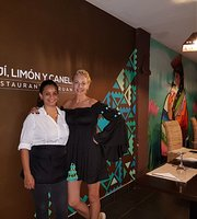 Aji Limon y Canela