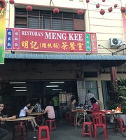 Meng Kee Chicken Noodles