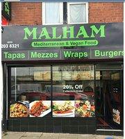 Malham Mediterranean &Vegan food