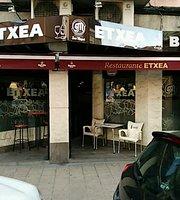Restaurante etxea