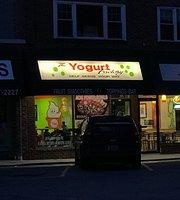 The Yogurt Factory