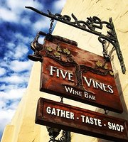 Five Vines Wine Bar