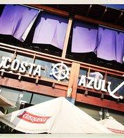 Restaurante Costa Azul de la playa la Herradura Chorrillos