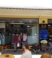 Skara Greek Street food Semaphore