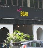 Tipsy Boar