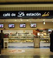 Cafe de la Estacion Chamartin