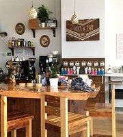 Two Dollar Radio Headquarters Cafe