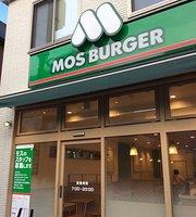 Mos Burger Eifuku-Cho
