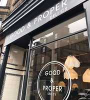 Good & Proper Deli Co