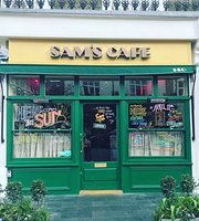 ‪Sam's Cafe Primrose Hill‬