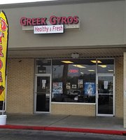 Greek Gyros Express