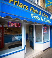 ‪Friars Fish & Chips Shop‬