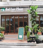 Better Moon cafe x Refill Staion