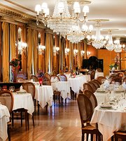 Restaurant du Grand Hotel Gallia & Londres