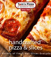 Tom's Pizza & Sandwich Shop