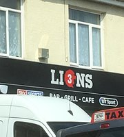 3 Lions Bar-Grill-Cafe