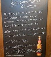 Kaprichos's bar