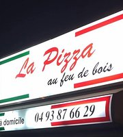 La Pizza Au Feu De Bois