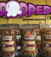 Popped Gourmet Popcorn & Ice Cream