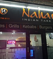 Nahar's Indian takeaway