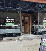 The Green Moustache Organic Café Lonsdale