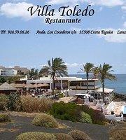 Kiosco Villa Toledo