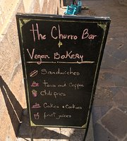 ‪The Churro Bar and Vegan Bakery‬