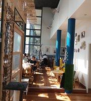 Le Moustache Cafe