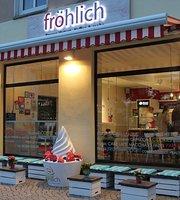Frohlich FrozenYogurt Kaffee & Mehr