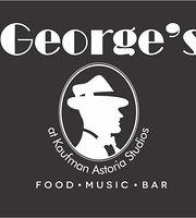 George's at Kaufman Astoria Studios