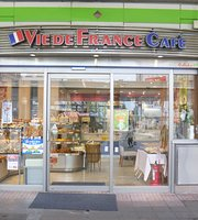 Vie De France Cafe Nigata