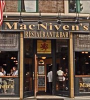 ‪MacNiven's Restaurant & Bar‬