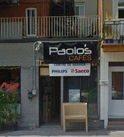 Paolo's Machine Espresso